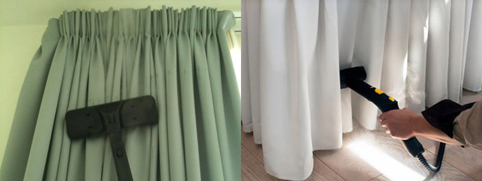 Curtain Cleaning  Banks