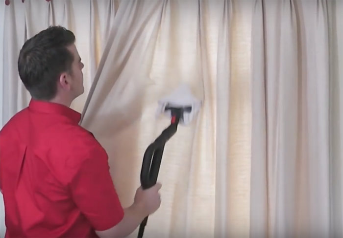 Curtain Cleaning  Turner