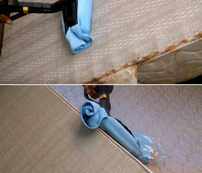 Mattress Cleaning Page
