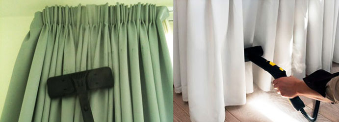 Professional Curtain Cleaning Services in  Rye