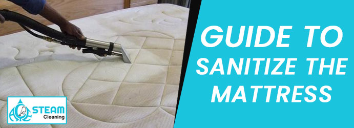 Mattress Sanitization