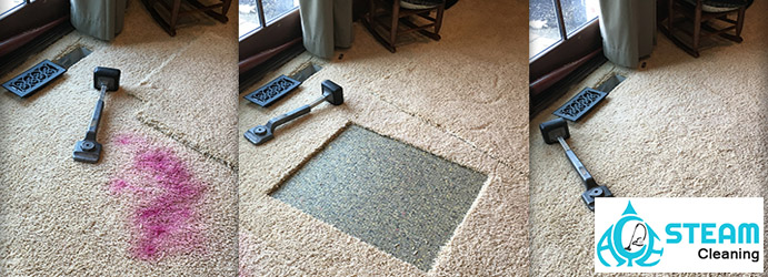 Carpet Paint Damage Repair