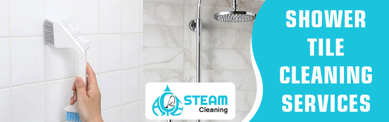 Shower Tile Cleaning